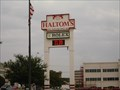 Image for Haltoms Jewelers Sign - Grapevine Texas