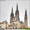 Image for St. Wenceslas Cathedral / Katedrála Sv. Václava - Olomouc (Central Moravia)