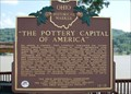 Image for The Pottery Capital of America # 13-15  -  East Liverpool, OH