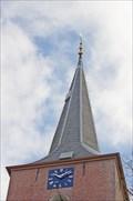 Image for Toren Nederlands Hervormde kerk - Gieten