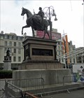 Image for Queen Victoria Statue - Glasgow, Scotland