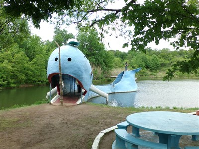 The Blue Whale - Swimming Hole - Catoosa, Oklahoma, USA