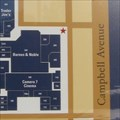 """Image for Pruneyard Shopping Center """"You are Here"""",  Campbell, CA"""