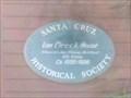 Image for Van Cleeck House - Santa Cruz, CA