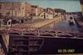 Image for Barge Canal Lock from Oneida Street Bridge - Fulton, NY