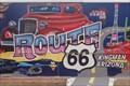 Image for Route 66 Mural - El Trovatore -  Kingman, Arizona. USA.