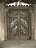 Image for Gothic Doorway - First Church of Christ the Scientist - Berkeley, CA