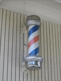 Image for Mill Valley Barber Pole - Mill Valley, CA