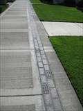 Image for Main St Brick Display - Ripon, CA