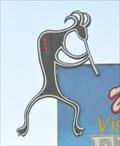 Image for Welcome Sign Kokopelli ~ Blanding, Utah