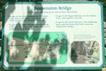 Image for You Are Here: at the Suspension Bridge in Watkins Glen (NY) State Park
