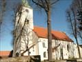 Image for Kostel sv. Kateriny Sienské / The church of St. Catherine Siens, Trešt , Czech Republic