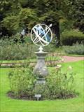 Image for Sundial in Wilhelminapark, Meppel, the Netherlands.