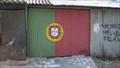 Image for Flag of Portugal, Vila Nova da Caparica, Portugal