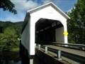 Image for Nelson Mountain Covered Bridge - Oregon