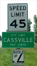 Image for CASSVILLE MISSOURI / USA
