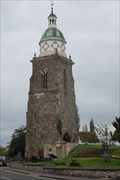 Image for 'The Pepperpot', Tower of Old St.Peter & St,Paul, Upton-upon-Severn, Worcestershire.