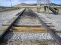 Image for Golden Spike National Historic Site Railroad Track - Promontory, Utah