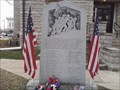 Image for Marion County War Memorial - Yellville AR