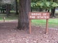 Image for Grove of the States, Baldock Rest Area, Wilsonville, OR