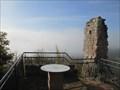 Image for Orientation table castle Ramstein - Baerenthal/France