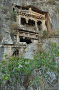 Image for Lycian Tombs - Fethiye, Turkey