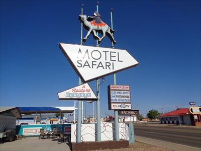 veritas vita visited Elvis Arrives - Tucumcari