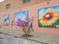 Image for Floral Mural - Claremore, OK