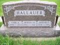 Image for 100 - Bertha Hallauer, Watertown, South Dakota