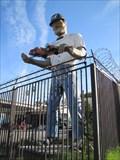 Image for Tony, the Muffler Man - Los Angeles, CA