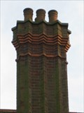 Image for William Knibb's Chimneys - Market Street, Kettering, Northamptonshire, UK