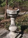 Image for Shakespeare Garden Sundial