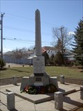 Image for Edmontons Beverly Cenotaph Cairn
