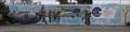 "Image for JG ""Tex"" Rankin Mural - Tulare, CA"