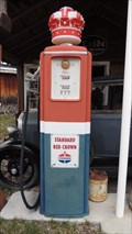 Image for Tokheim Gas Pump #1 - Polson, MT