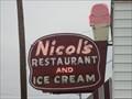 Image for Nicol's Restaurant and Ice Cream, Zanesville, OH
