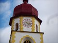 Image for Kirchturmuhr Barwies, Tirol, Austria