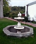 Image for Fountain - Fladbro Kro - Denmark
