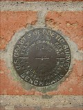 Image for U.S. Coast and Geodetic Survey Benchmark CS0319 - Rosser, TX