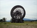 Image for Water Wheel - Fort Steel, BC