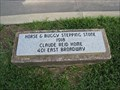 Image for Ft. Meade Carriage Stepping Stone - Ft. Meade, FL