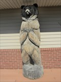 Image for Standing Grizzly - Topeka, KS