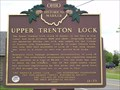 Image for Upper Trenton Lock / The Ohio & Erie Canal in Warwick Township #12-79