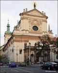 Image for The Church of St. Ignatius of Loyola in Prague / Chrám Sv. Ignáce z Loyoly v Praze
