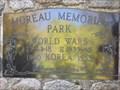Image for Moreau Memorial Park - Swan Lake MB