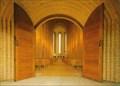 Image for Doorway - Grundtvig's Church - Copenhagen