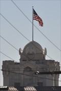 "Image for Benchmark: LO0994 ""Salt Lake City Hotel Utah Flag"""