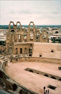 Image for Amphitheater of El Djem - Tunisia