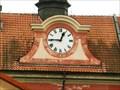 Image for Chateau Clock - Protivin, Czech Republic