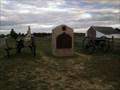 Image for Battery A, 2nd US Artillery - US Regulars Tablet - Gettysburg, PA